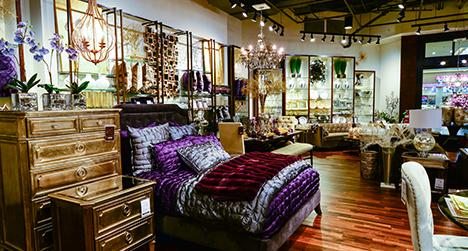 Z Gallerie A Los Angeles Based Retailer Specializing In Exclusive Home Furnishings Art And Accessories Underwent Lighting Upgrade Recently